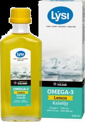 Lysi Omega-3 Lemon  240 ml