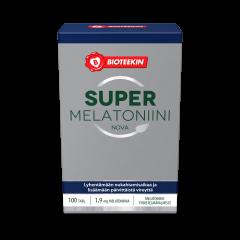 SUPER MELATONIINI NOVA 1,9 MG 100 TABL