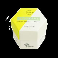 Luonkos FRUITFUL jauhedeodorantti tuoksulla 50 g