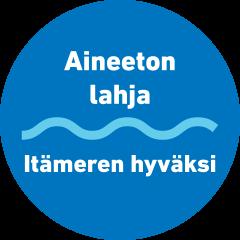 ORION KERÄILYKAMPANJA 2021 AINEETON LAHJA: ITÄMEREN HYVÄKSI
